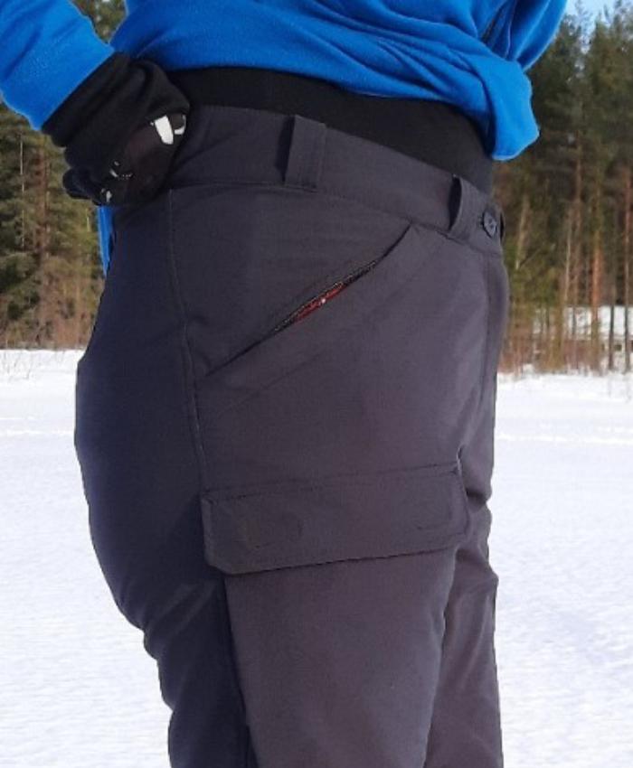 The Zipper Hand Pocket