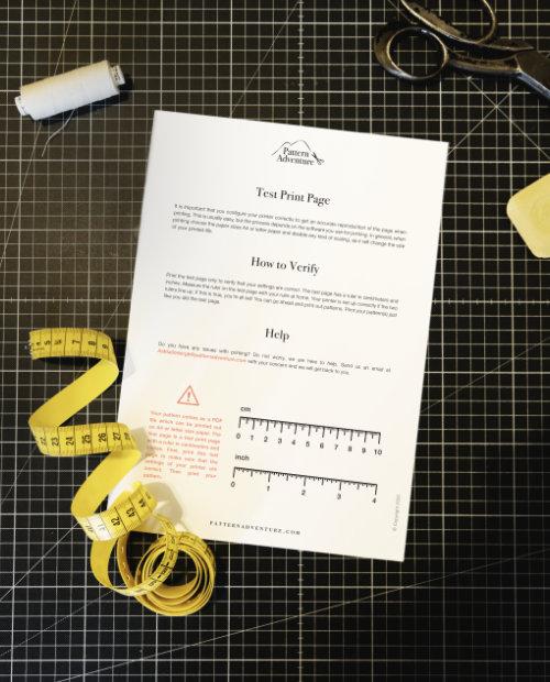 Print Test Page
