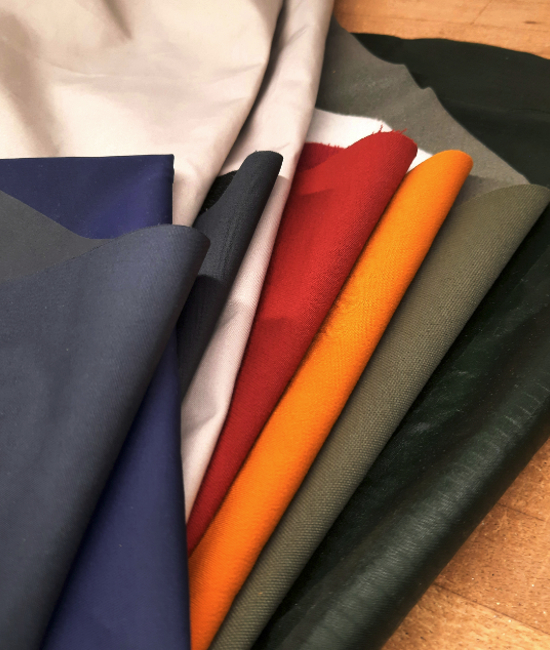 Shell Layer Fabric Guide