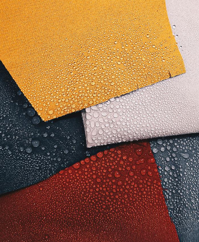 Water-& Wind resistant fabrics